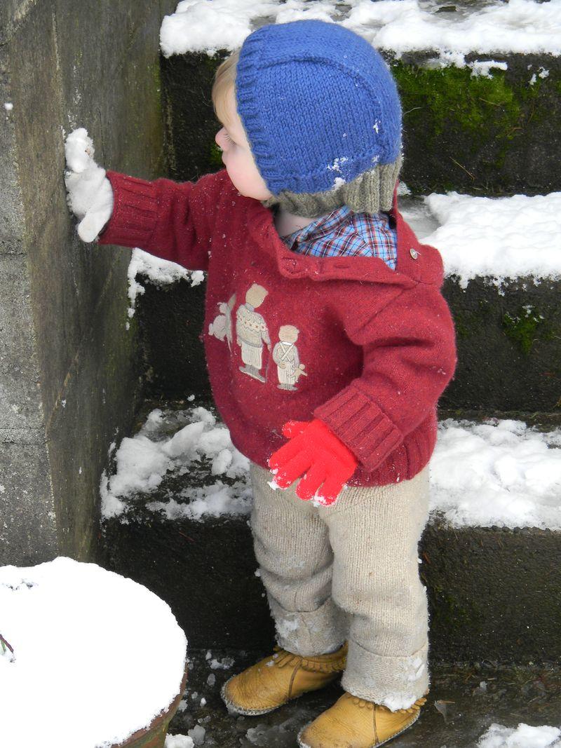 Snowpainting
